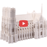 cathédrale-impression-3D
